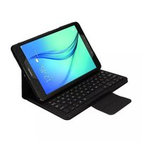 Removble Wireless Bluetooth Keyboard Case for for Samsung Galaxy Tab A 9.7 T550 T551 T555 Tablet Stand Leather Folio Cover