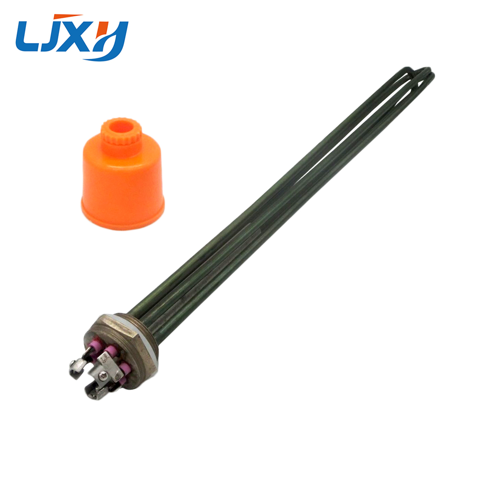 1.5/DN40 Heater for Tank,Heating Element with Incoloy 800 Green Tube 304SUS Thread,380V 9KW/12KW Electric Water Heater/Boiler dia 400mm 900w 120v 3m ntc 100k round tank silicone heater huge 3d printer build plate heated bed electric heating plate element
