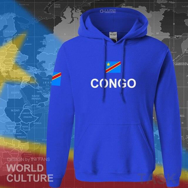 DR Congo hoodies men sweatshirt sweat new hip hop streetwear clothing sporting tracksuit COD DRC DROC Congo-Kinsha Congolese