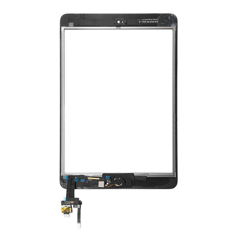 Replace OEM Screen For ipad mini 3 Tablet Touch panel A1599 A1600 A1601 Touch screen assembly digitizer with home button and ICReplace OEM Screen For ipad mini 3 Tablet Touch panel A1599 A1600 A1601 Touch screen assembly digitizer with home button and IC