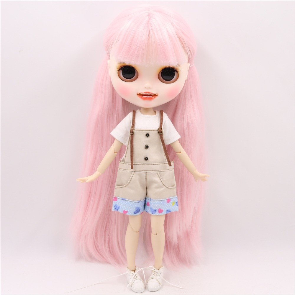 Elinor - Premium Custom Blythe Doll with Smiling Face 2