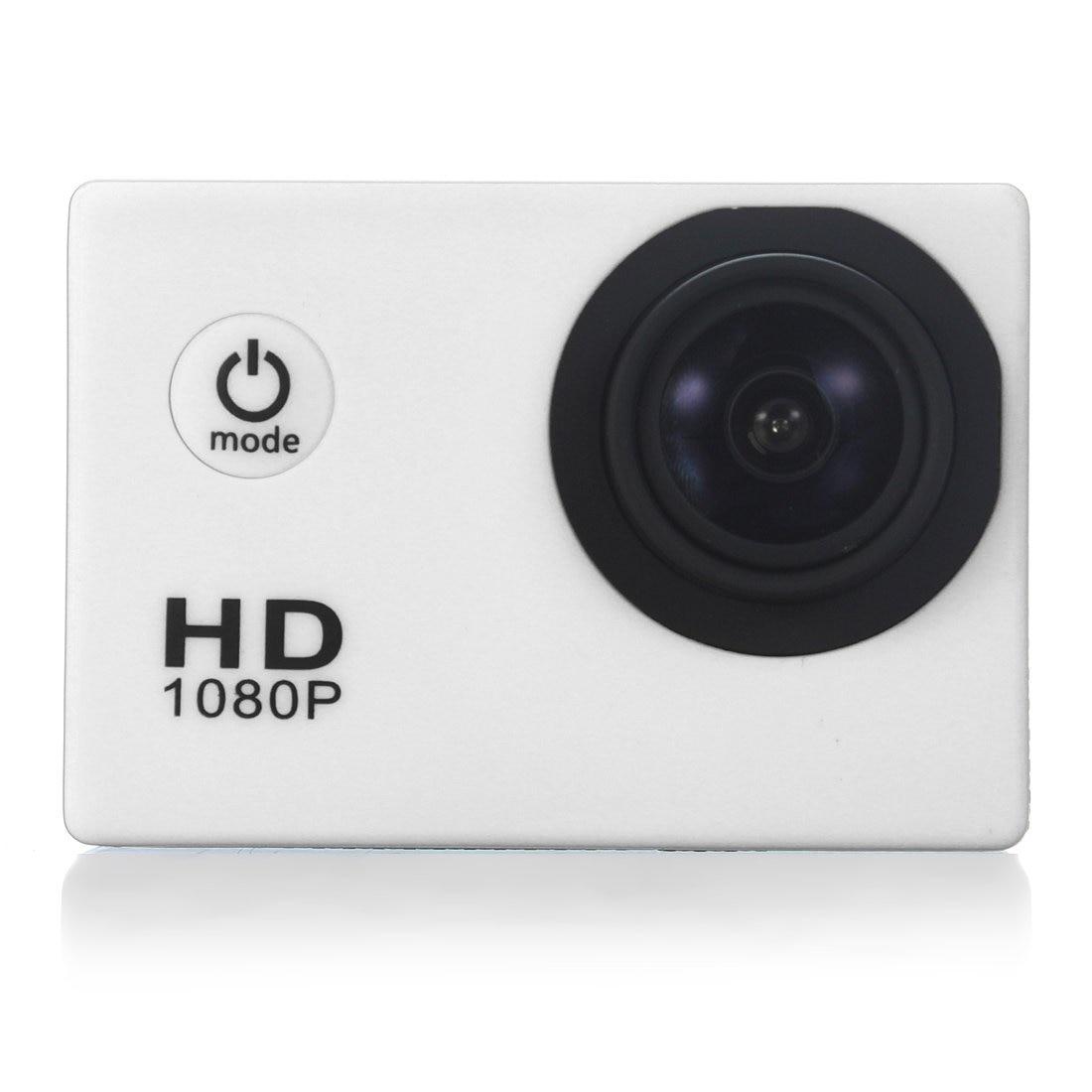 MOOL For SJ4000 Full HD 1080P Mini Sport camera action dv with waterproof shell 30M Extreme - white sjcam sj4000 2 0 inch screen action camera 1080p full hd waterproof 30m diving sj cam 4000 sport dv bike mini helmet camcorder