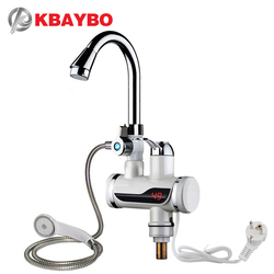 3000 watt EU stecker Elektrische Wasser Heizung Küche Instant heizung tauch heizung Kalten Heißer Dual-Use-A-0668