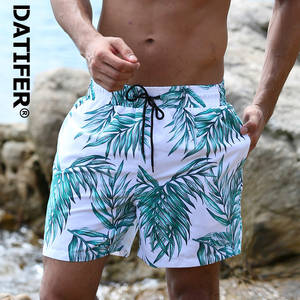 Board Shorts Swimwear Male Man Surfing Maillot-De-Bain Sport-Bermuda Men's Brand