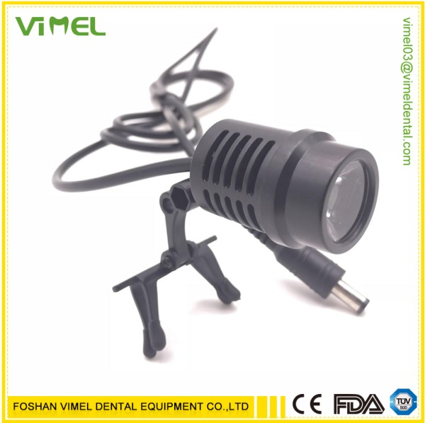 Dental Surgical LED Headlight Lamp 3W for Loupe magnifying glassess