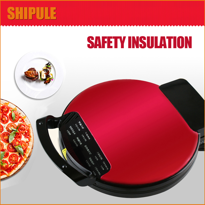 SHIPULE free shipping Electric baking pan household automatic double faced sconced suspension machine shipule free shipping spring rolls thin