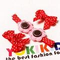 4pcs Baby hair clip korean hairpins for infant hair accessories cute fille bebes bandeau flores acessorio para cabelo infantil