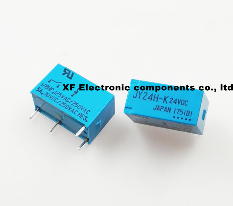 Frete grátis 10 peças/lote 5JY24H-K-24VDC JY24H-K 24VDC JY24H-K24VDC JY DIP4