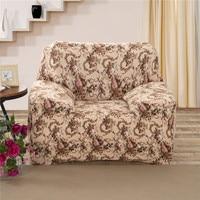 SunnyRain Polyester Sofa Cover Elastic L Shaped Sofa Cover Slipcover For Sectional Sofa Three Seat Sofa