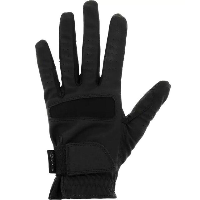 Profesyonel binici eldivenleri Erkekler Kadınlar için Aşınmaya dayanıklı Kaymaz Binicilik Eldivenleri At yarış eldivenleri Ekipmanları