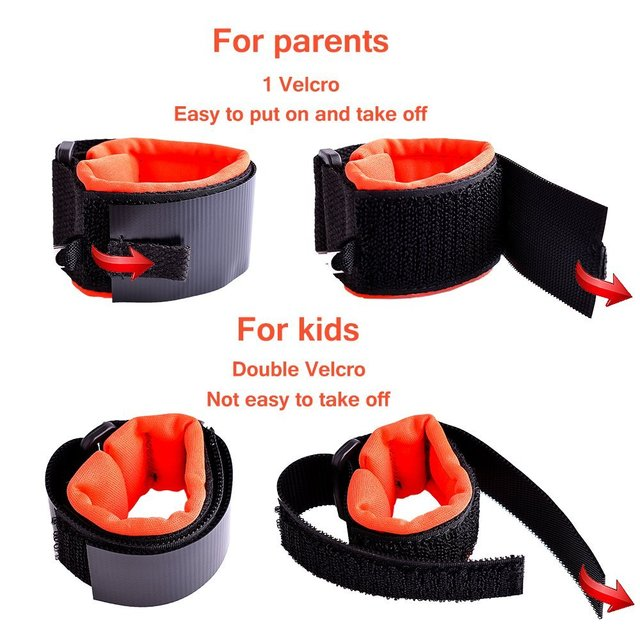 Anti Lost Wrist Link Toddler Leash Safety Harness for Baby Strap Rope Outdoor Walking Hand Belt Band Anti-lost Wristband Kids 5