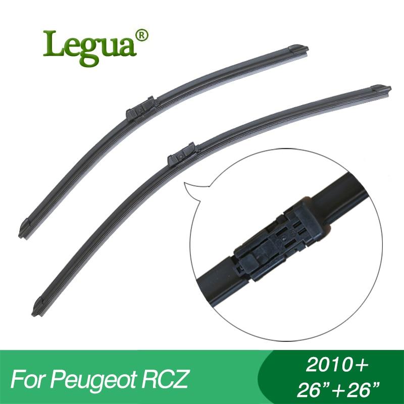 18b90b7ad3ee ٩( ‿ )۶Legua limpiaparabrisas para Peugeot RCZ (2010 +)