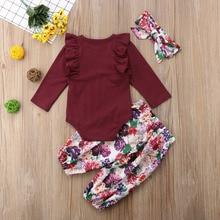 Princess Girl Clothes Set Autumn Wear 0-18m