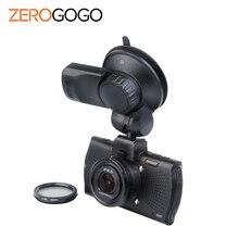 A7LA70 Ambarella Del Coche DVR GPS de la Cámara DVR Super HD 1296 p WDR Visión nocturna Dash Cam 1080 p Grabador de Vídeo Cuadro Negro CPL A7810G Pro