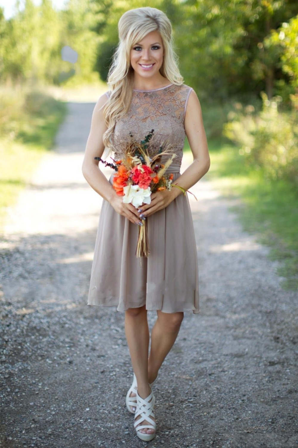 Hippie Bridesmaid Dresses Choice Image - Braidsmaid Dress ...