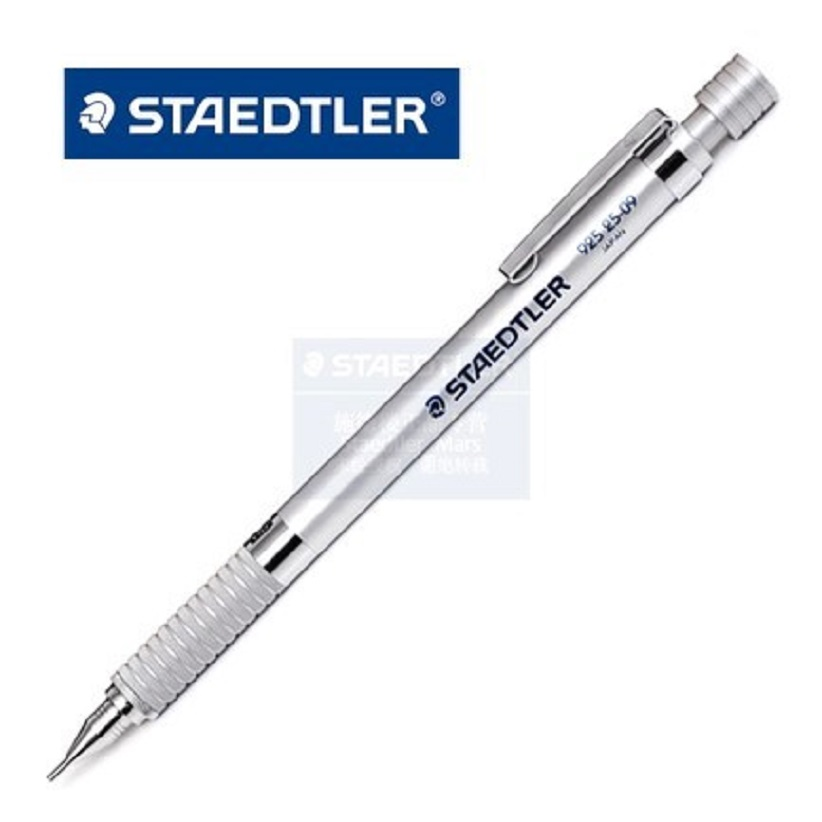 Staedtler 0.3/0.5/0.7/0.9/2.0mm Mechanical Pencil Metal Automatic Pencil School & Office Stationery supplies staedtler 900 25 pencil extension for metal body stationery office accessories school supplies