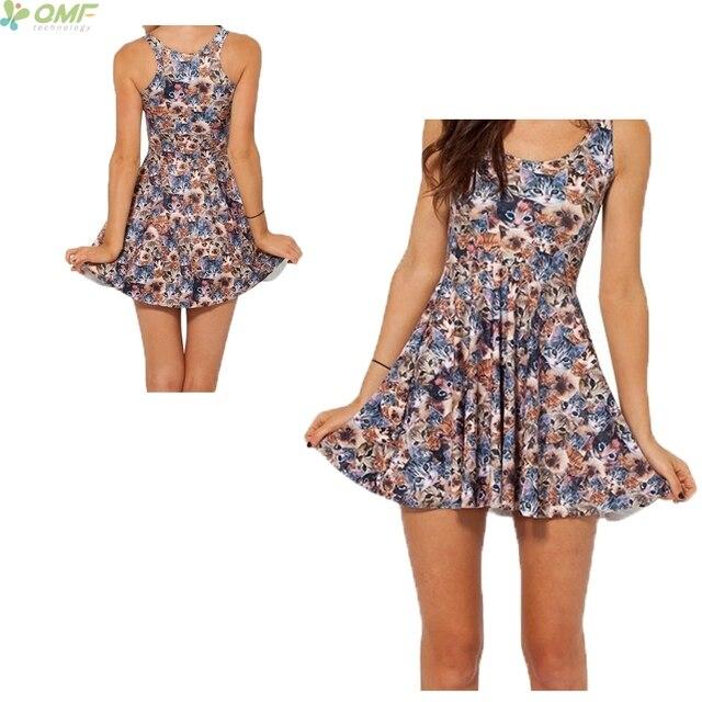 lustige Sommerkleider