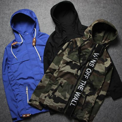3d69ab0a4a19 3color S-2XL UNISEX skateboard windbreaker men clothing fashion brand  spring outdoor sports 3m reflective camouflage jacket camo