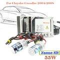 55 W Xenon HID lastre 3000 K - 15000 K 12 V linterna del coche para Crossfire 2004-2008 ( 1 par bombilla 1 par lastre )