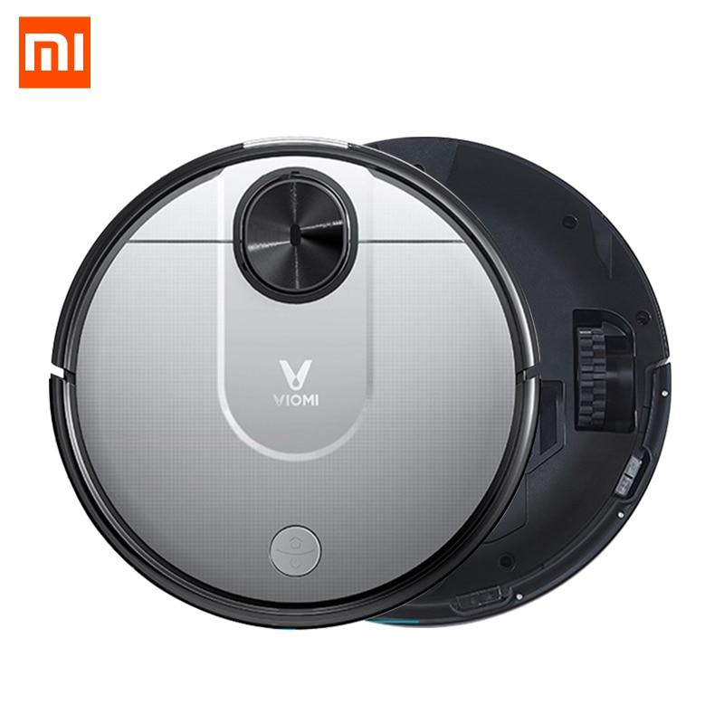Xiaomi Pro VIOMI V2 Smart Vacuum Cleaner mi Robot 560ml water tank Wet Mopping Smart Planned