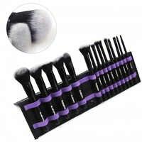 15 шт. набор профессиональных кистей для макияжа, основа для макияжа лица тени, помада, порошок, кисти для макияжа, инструменты w/Сумка для мак...