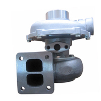 Radient turbocharger RHC7 NH170048 11440 02100 1144002100 318731 703724 0001 turbo charger for Isuzu Hitachi EX200 68D1T diesel
