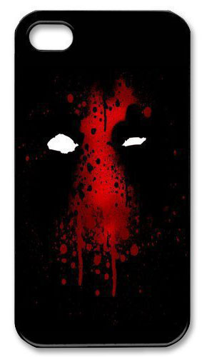 Super Hero Deadpool theme Case for iPhone 4 4S 5 5S 5C SE 6 6S 7 Plus Samsung Galaxy S3 S4 S5 Mini S6 S7 S8 Edge Plus A3 A5 A7