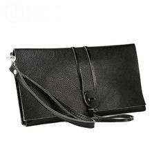2016 New men wallets Casual men purse Clutch bag Brand leather wallet long design men bag gift for men