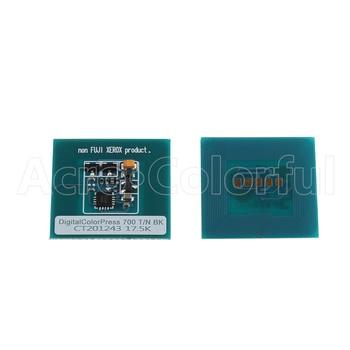 006R01379 006R01380 006R01381 006R01382 Toner Cartridge Chip for Xerox Digital Color Press 700 700i copier Reset цена 2017