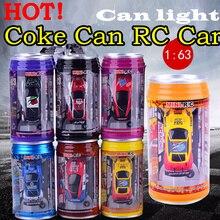 Лидер продаж! 7 цветов Кокс RC автомобиль Радио Дистанционное управление автомобилей Micro гоночный автомобиль игрушка 4 шт. Road Конструкторы малыша Игрушечные лошадки подарки