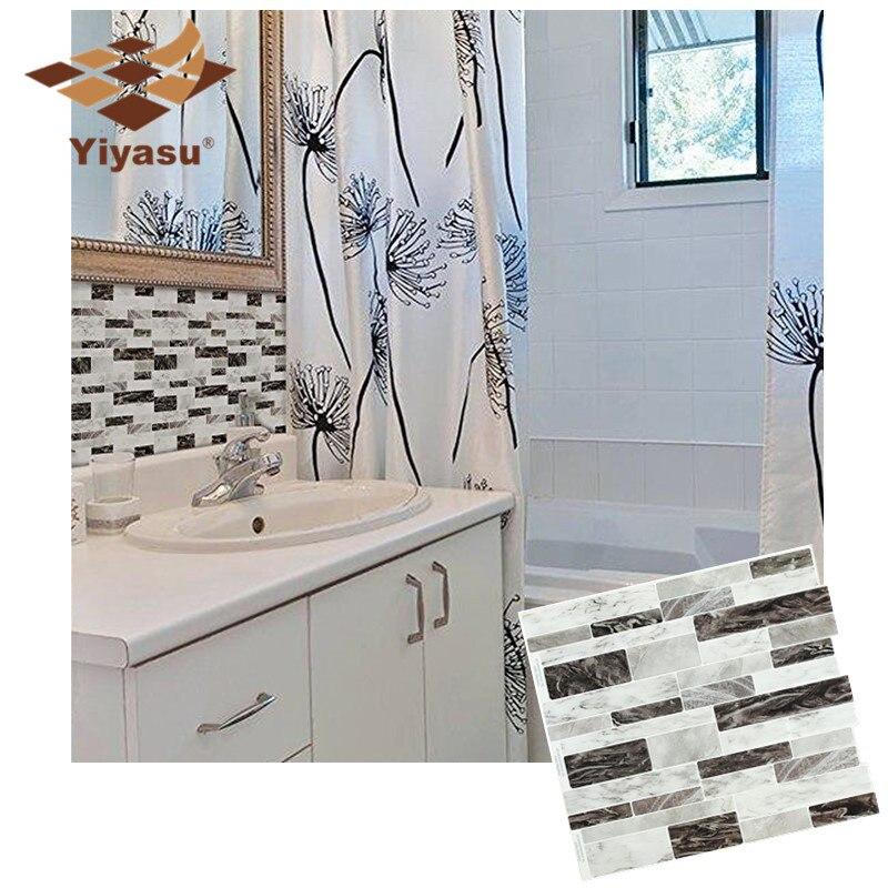 Aliexpress.com : Buy Self Adhesive Mosaic Tile Backsplash