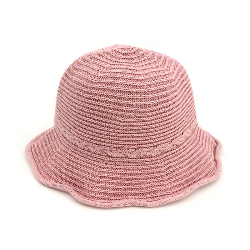 New Women Summer Sun Hats Vintage Sweet Female Bucket Hat Women ... efe4fb66027