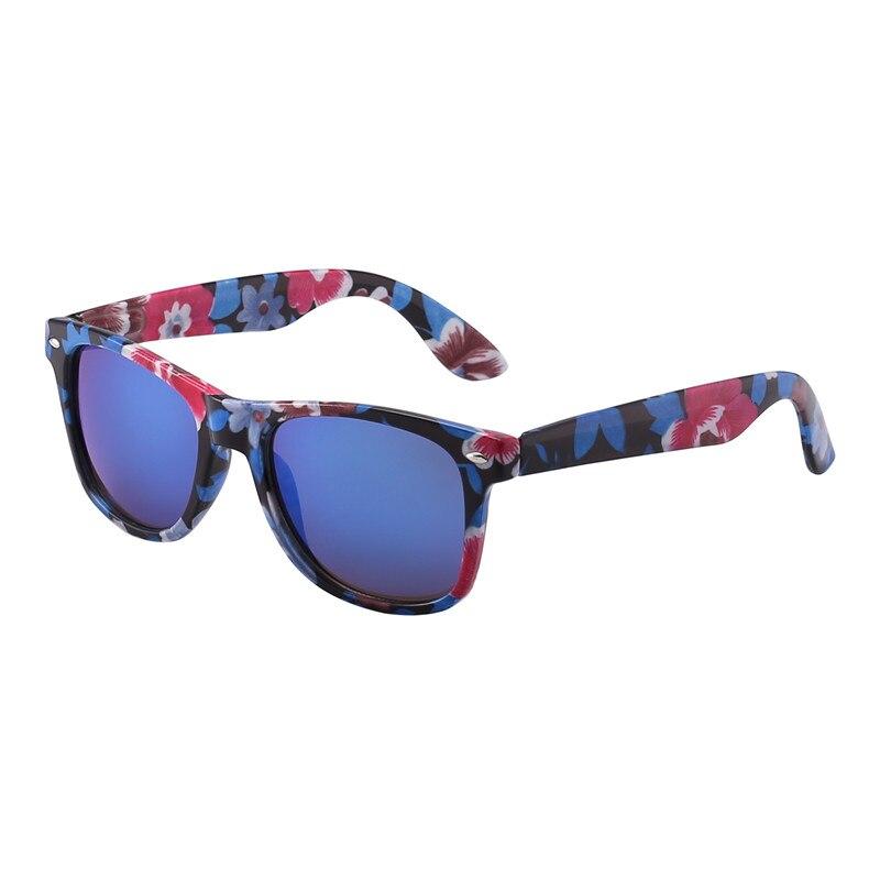 a4b645ff6 JM Retro Original 53mm Mirrored Colorful Lenses Spring Hinge Square Sunglasses  Vintage Sun Glasses Plastic Frame Oculos De Sol-in Sunglasses from Apparel  ...