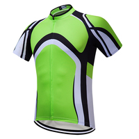Green Cycling Jersey Man Moxilyn Short Sleeve Cycling Clothing Ropa Ciclismo Bike Bicycle Bicicleta