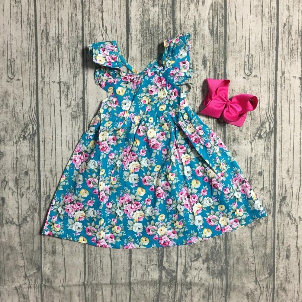Baby Girls Summer Woven Dress Clothing Girls Stripe Dress Girls Soft Milksilk Dress