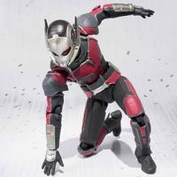 Marvel SHFiguarts Captain America Civil War Ant Man PVC Action Figure Collectible Model Toy 7 17cm