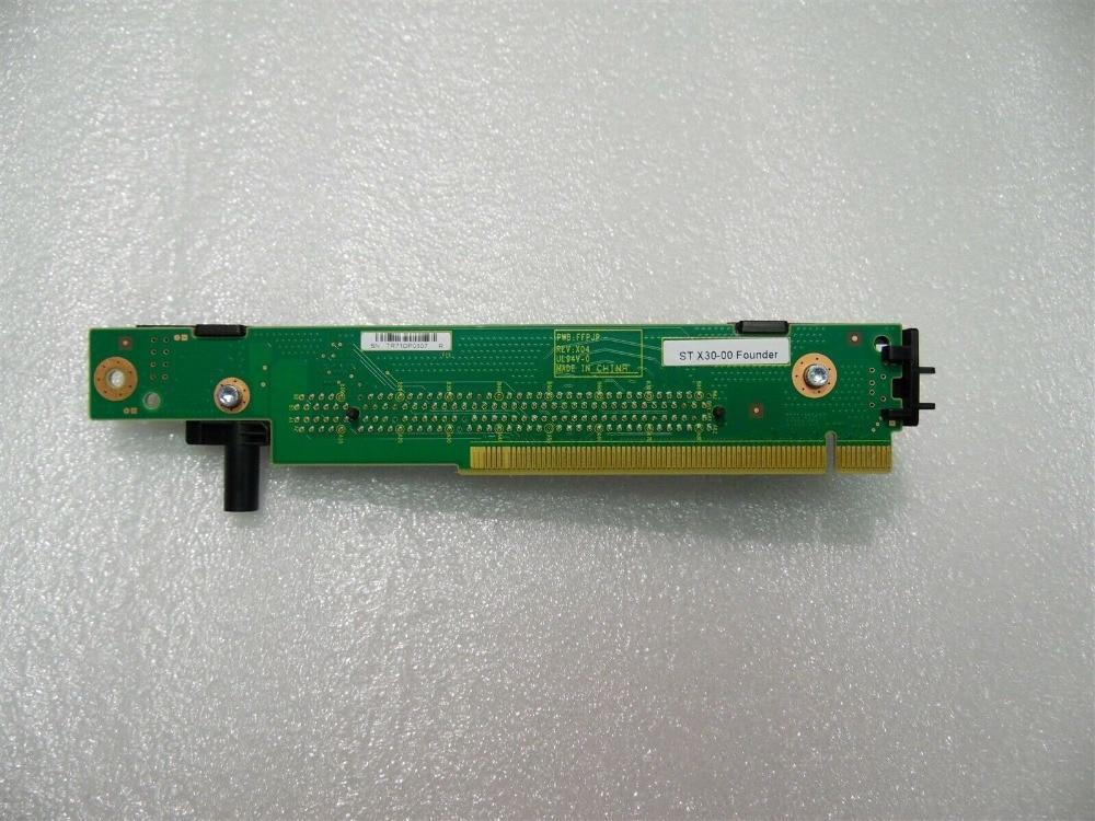 Pour DELL EMC POWEREDGE SERVER R640 10 baie RISER 2A carte PCIe x16 W6D08 0W6D08 P7RRD CPU2 100% Test ok
