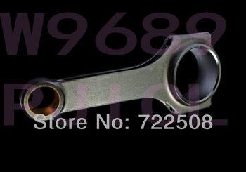 Do ponownego R5 G T 1 4 R11 turbo 840 30 C6J726 C1J kute kęsów 4340 korbowody Stahlpleuel mit H wiązki bielle biella biela tanie i dobre opinie RENAULT engine upgrade Mechanizm korbowy 4 cylinder MSMOST engine upgrading for racing car for drag race