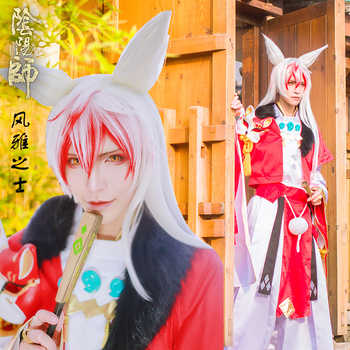 Onmyoji Youko Default cosplay costume full set adult costume new style COSPLAYONSEN - DISCOUNT ITEM  0% OFF All Category
