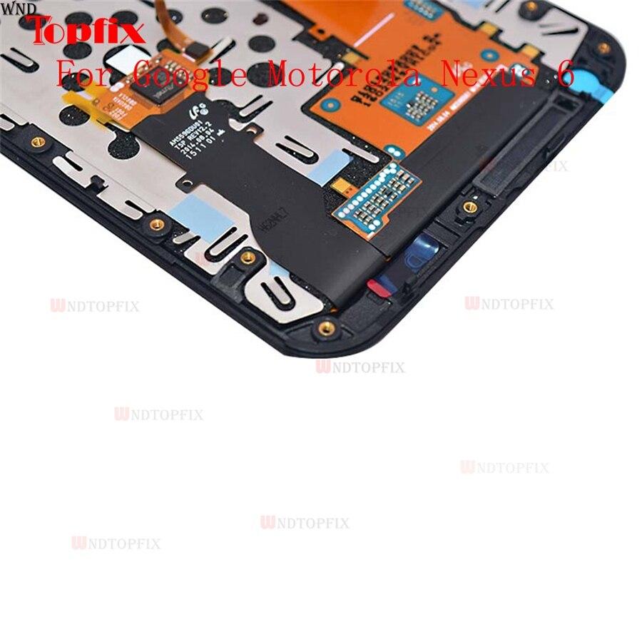 Nexus 6 LCD