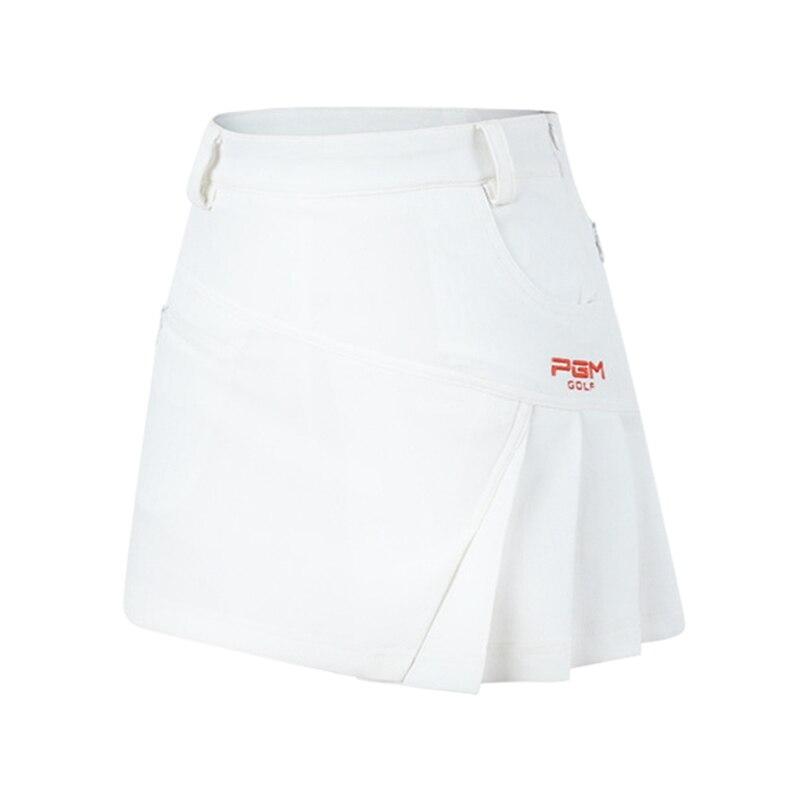 PGM Golf Skirt Women Badminton Table Tennis Short Skirts Running Training Sport Wear Pleated Short Skirt Lady Golf Clothing