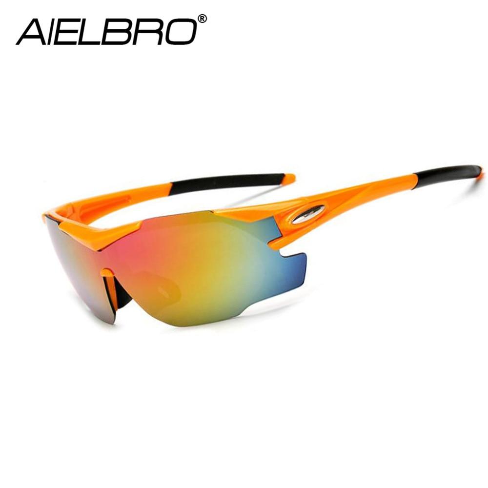 Купить с кэшбэком Dropshipping Outdoor Sport Mountain Bike MTB Bicycle Glasses New Men Women Cycling Glasses Motorcycle Sunglasses Eyewear