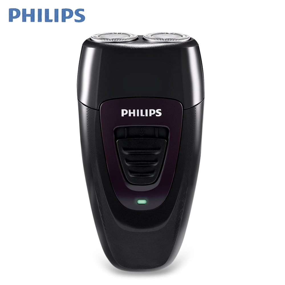 PHILIPS PQ182 /16 Rechargeable Electric Shaver For Men Twin Heads Philips Shaver Shaving Machine 220V Face Care Barber Machine philips s551 electric double heads 3d shaver