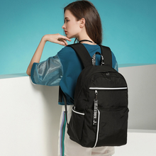 Backpack 2019 New Large Capacity Student Bag With USB Headphone Jack Interface Computer