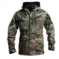 UK US Army Coats Casual Tactical Windbreaker Men's Autumn Winter Warm Flight Pilot Coat Male Hoodie Military Jacket Parka