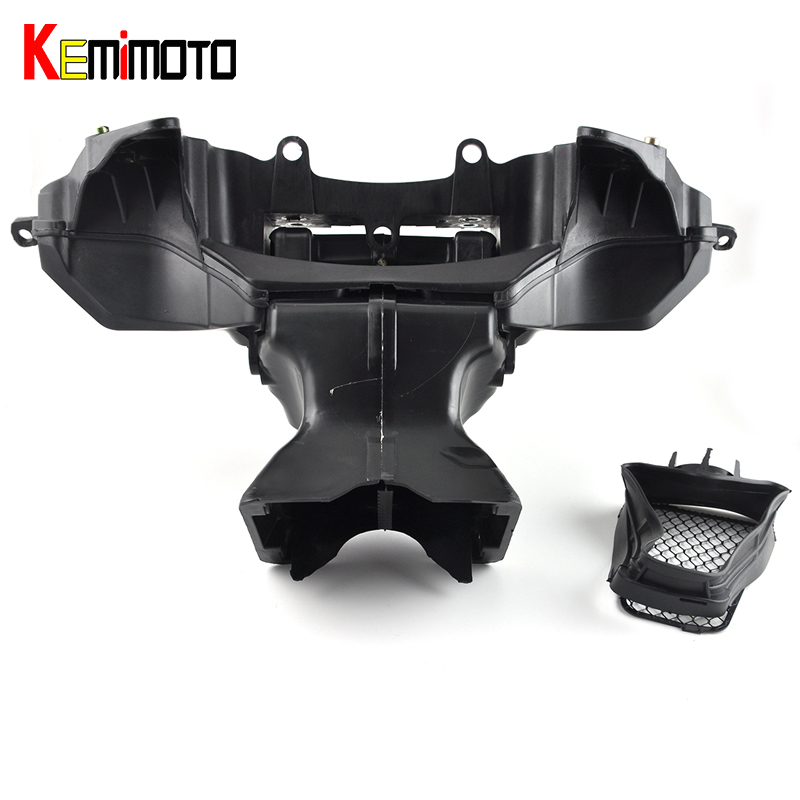CBR600RR Ram Air Tube Duct Intake with Fairing Stay Bracket For honda CBR 600 RR 2007