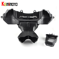CBR600RR Ram Air Tube Duct Intake with Fairing Stay Bracket For honda CBR 600 RR 2007 2008 2009 2010 2011 2012