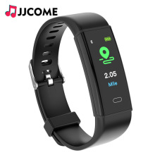 Sport Smart Bracelet Fitness Watch Blood Pressure Heart Rate Monitor Call Tracker band Wristband IP67