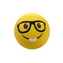 funny face basketball ball kid p
