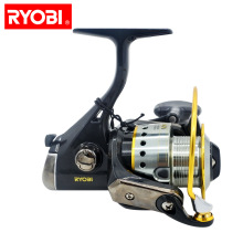 RYOBI 100% Original Japan Warrior(ECUSIMA)Spinning Fishing Reel 6+1BB/5.0:1 Molinete Para Pesca Spinning Moulinet Peche